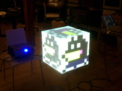 Z-agon Projector Prototype